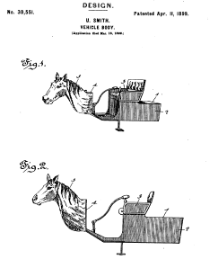 Horsey, Horseless Carriage